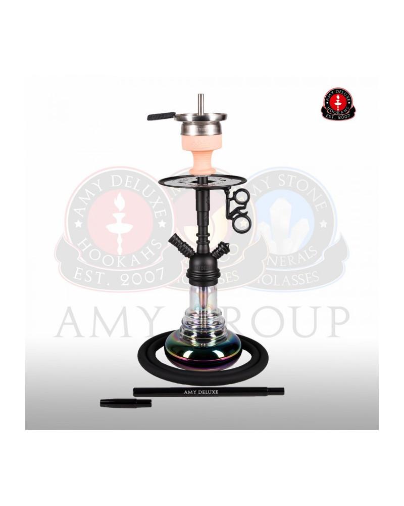 Amy Deluxe® 060.03R Mini Cloud Rainbow Black