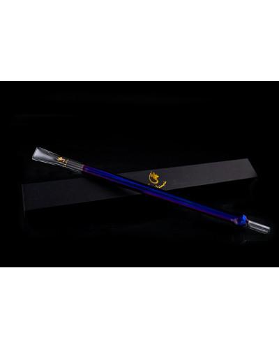 Dschinni® Flat Purple Rain Glass Mouthpiece