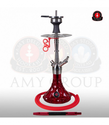 Amy Deluxe® SS20.02 Little Trilliant Steel Red