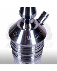 Amy Deluxe® Xpress Class Steel Smoke