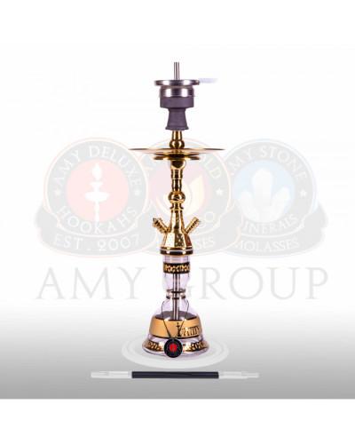Amy Deluxe® 110.02 Mini Harfi Gold Clear