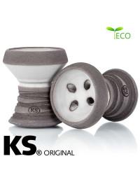 KS® APPO ECO Shallow Stone Bowl